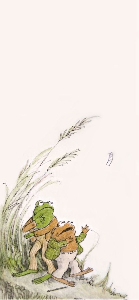 Frog And Toad Wallpaper Frog Wallpaper Cute Frogs Frog And Toad