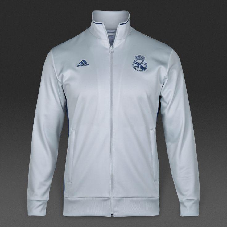 Real Madrid 2016/17 Men Training Jacket-White