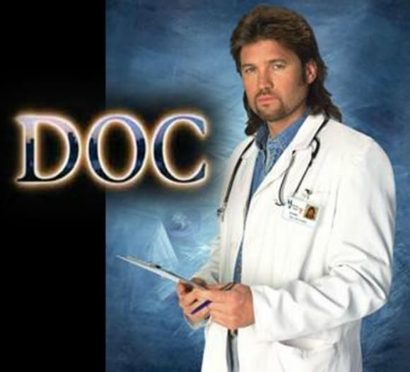 Tv doc complete 5 seasons 20 dvd set very rare show billy ray cyrus