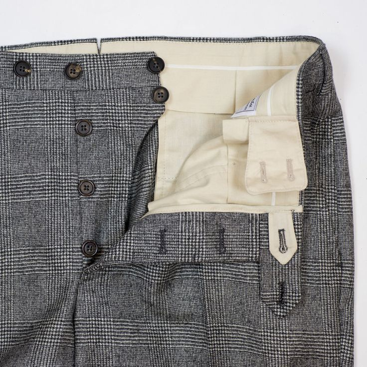 Styleforum Classic Menswear closure like a save