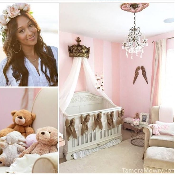 Celebrity Baby Girl Nurseries : Nursery Ideas - Perfect ...