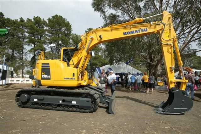 Download Komatsu Pc138us 8 Pc138uslc 8 Galeo Hydraulic Excavator Service Manual Sn 20001 Up Komatsu Excavator Construction Equipment Hydraulic Excavator