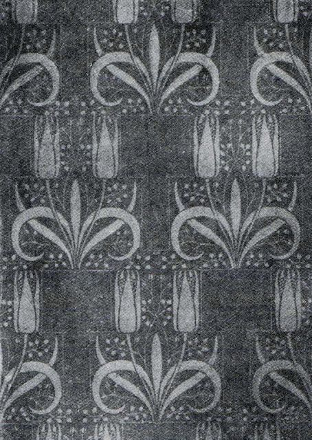 The Textile Blog: Harry Napper Wallpapers