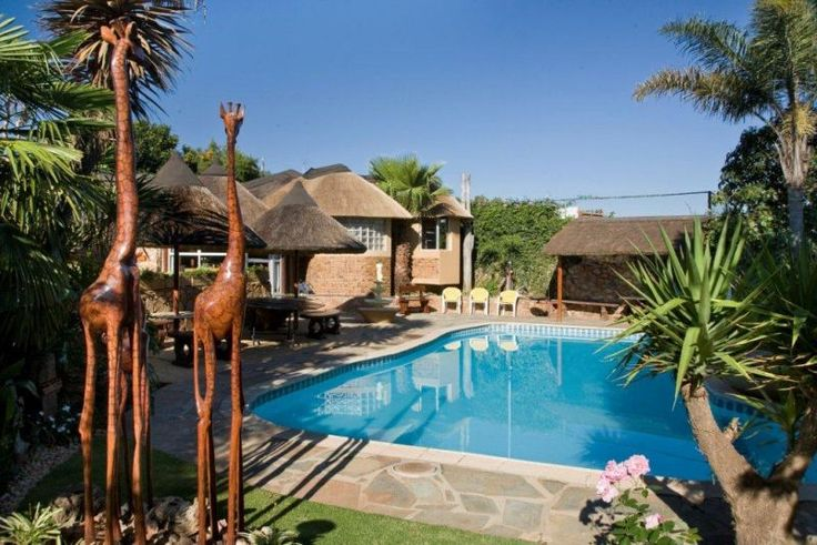 Didiloni Lodge - Florida Hills, South Africa