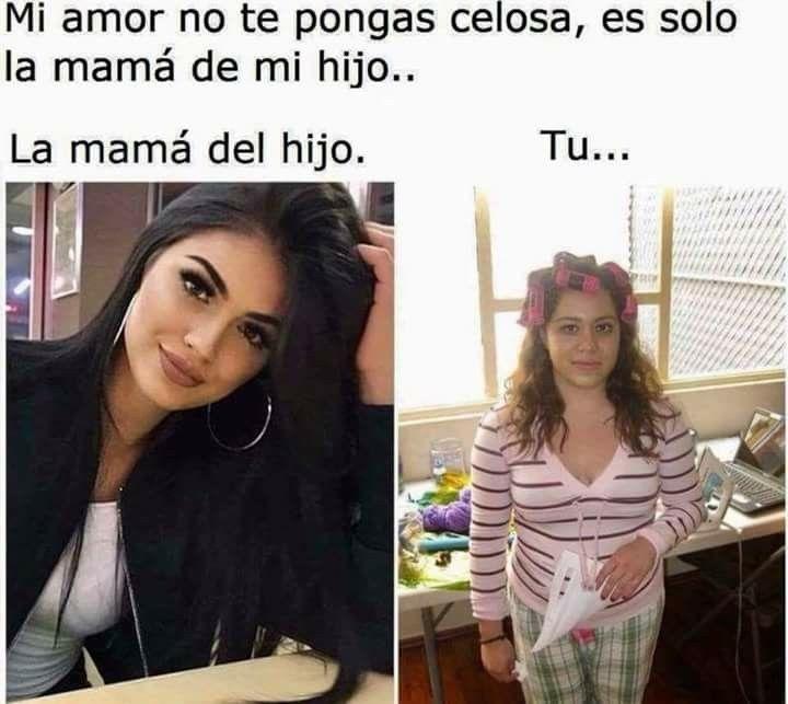 Solo Es Mama De Mi Hijo Chistes Para Reir Novio Infiel Indirectas Para Tu Novio
