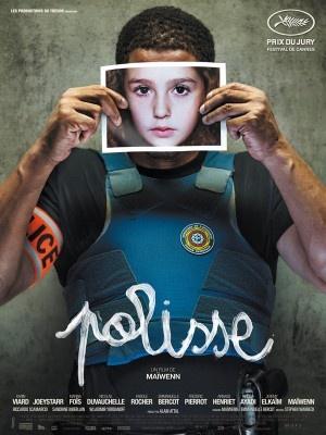 Polisse est un film dramatique policier français écrit et réalisé par Maïwenn, sorti en 2011. Le titre a été inspiré par une faute d'orthographe du fils de la réalisatrice. Avec Karin Viard, JoeyStarr, Marina Foïs, Nicolas Duvauchelle, Maïwenn, Karole Rocher...