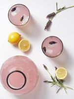 2 Lovely, Infused Lemonades For A True Taste Of Summer #refinery29