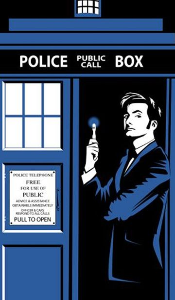 Doctor Who ♥ cell phone background                                                                                                                                                      More