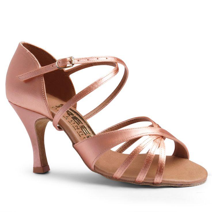 Freed of London Sylvia Latin Dance Shoes| Dancesport Fashion @ DanceShopper.com