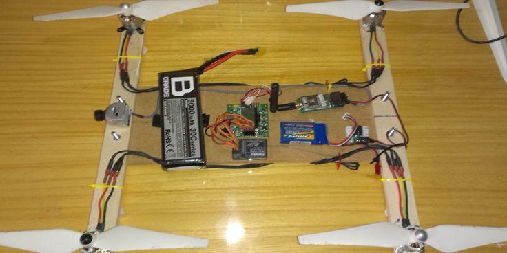 Construye tu propio Drone Casero - Taringa!
