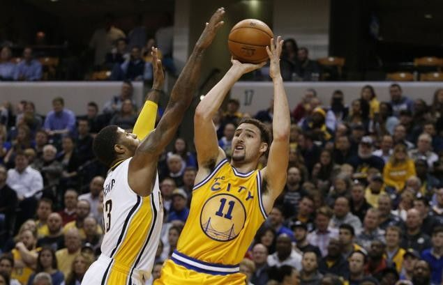 Klay Thompson Questionable for Friday's Game vs. Celtics With Ankle Injury = The Golden State Warriors won their 23rd consecutive game to open the season (and 27th dating back to last regular season) by beating the Indiana Pacers 131-123 on Tuesday night, but a late Klay Thompson ankle injury put a bit of a damper on the win.....