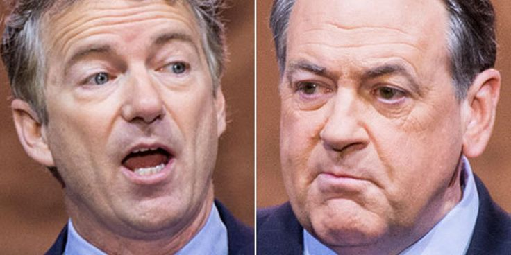 A new 2016 GOP primary poll has Sen. Rand Paul (R-Ky.) and former Arkansas Gov. Mike Huckabee (R) ahead of the early pack of possible contenders.   WPA Opinion Research released its findings Saturday, showing Paul and Huckabee topping the field at ...