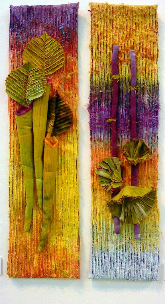 by Ann Small - Fibre Arts Australia