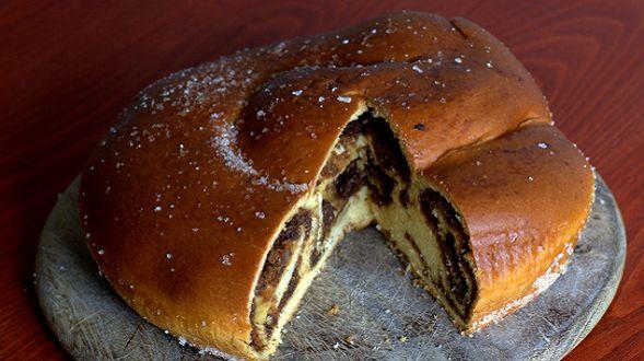 La+ricetta+della+gubana,+un+dolce+golosissimo
