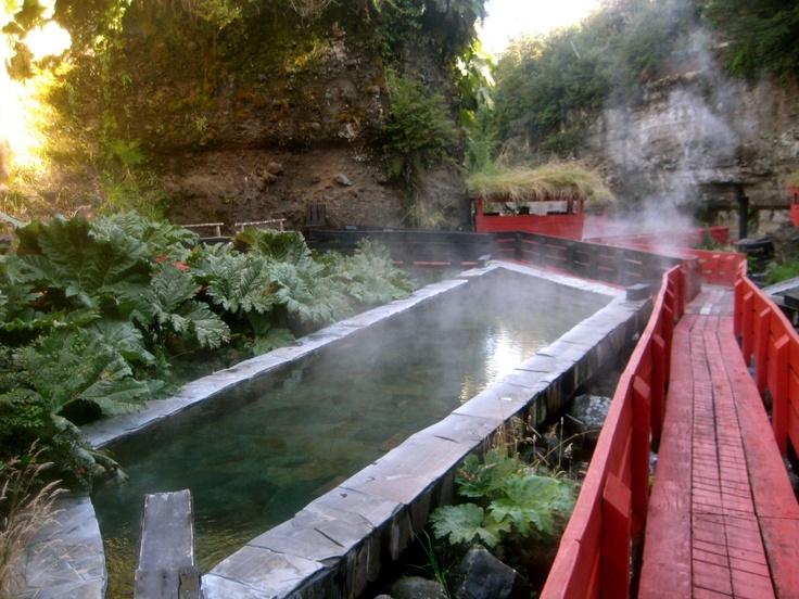 Termas Geometricas: Spectacular Thermal Hot Springs In Chile