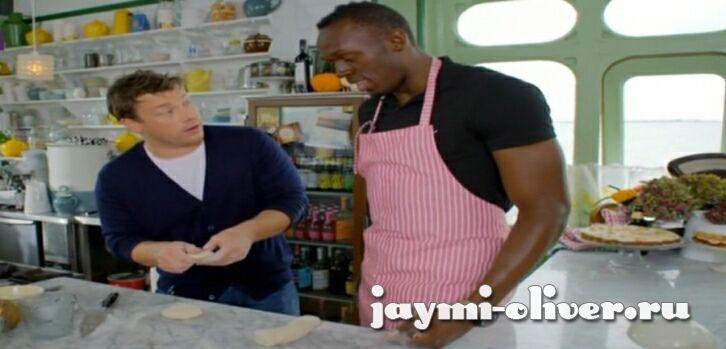 Кулинарный поединок с Джейми Оливером. 2 сезон. 1 серия