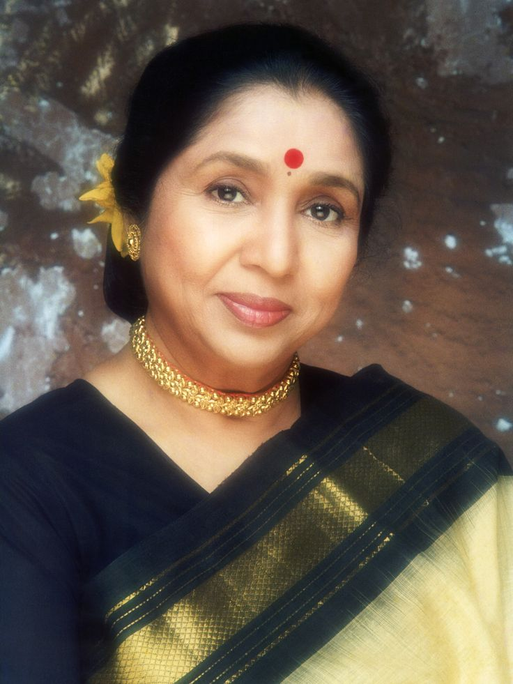 Asha Bhosle is celebrating her birthday today!!!  iMusti wishes Asha Bhosle a very Happy Birthday and joyful life ahead!