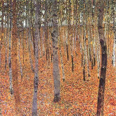Gustav Klimt, Faggeto I, 1902
