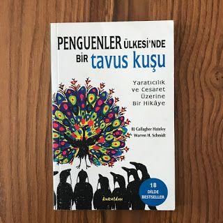 Penguenler Ulkesi'nde Bir Tavus Kusu - Yaraticilik ve Cesaret Uzerine Bir Hikaye (Video) (Kitap)   05.08.2017