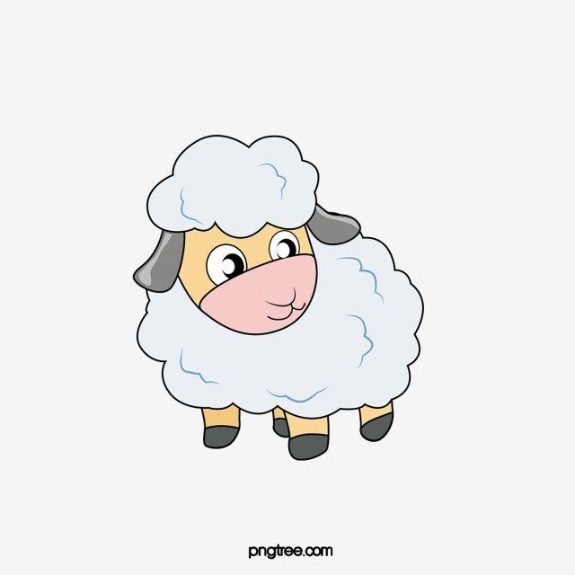 الأغنام لطيف الأغنام المرسومة المتجه خروف Png والمتجهات للتحميل مجانا Sheep Vector Cute Sheep Sheep