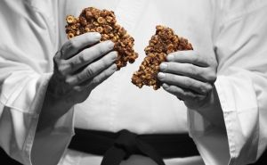 Crunchy Maple Clusters