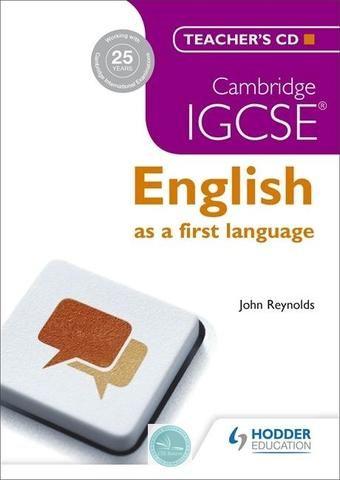 Cambridge IGCSE English First Language Teacher's CD 3ed