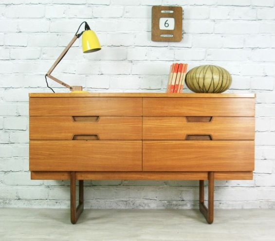 Dining Room Chest Of Drawers: Uniflex Chest Of Drawers