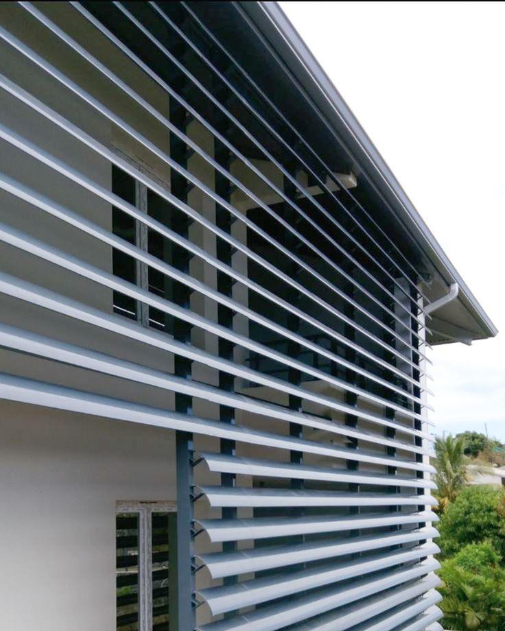 10 best brise soleil en aluminium lames clipsables images on pinterest. Black Bedroom Furniture Sets. Home Design Ideas