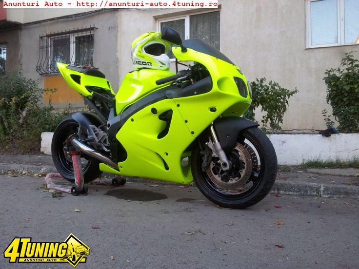 zx7r   Kawasaki Ninja Zx7r nou de vanzare in Bazar 4Tuning > Moto Atv Scutere ...