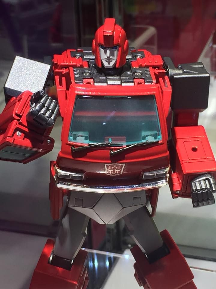Transformers MP-27 Ironhide