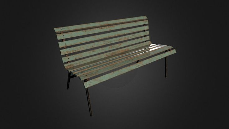 bench by gromorg