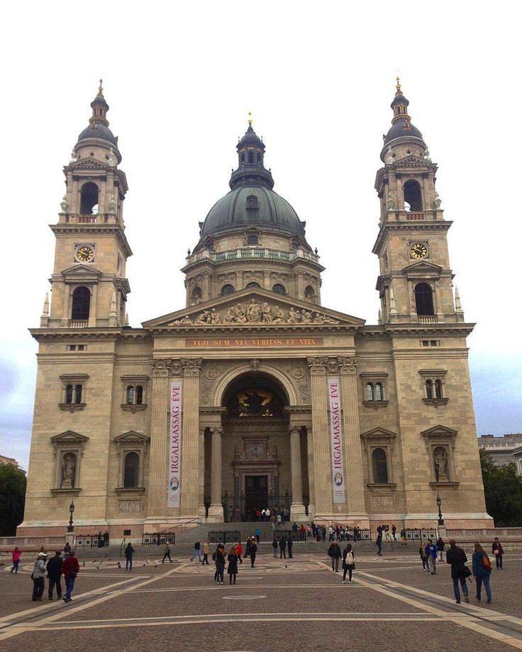 Базиліка Святого Іштвана (Венгрия, Будапешт)