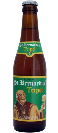 St. Bernardus Tripel: Exquisite Tripel Beer from Belgium - http://www.beerz.co.nz/beers-in-new-zealand/st-bernardus-tripel-exquisite-tripel-beer-from-belgium/ #NZ #beer #craftbeer
