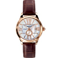 INGERSOLL CONCORD Automatic Ladies Brown Leather Strap