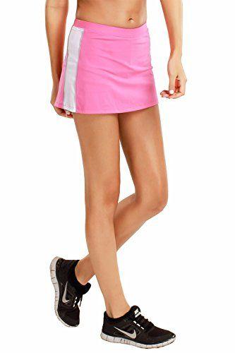 La Isla Women's Athletic Performance Skort With Built In Shorts Sport Skirt - http://www.darrenblogs.com/2016/08/la-isla-womens-athletic-performance-skort-with-built-in-shorts-sport-skirt/