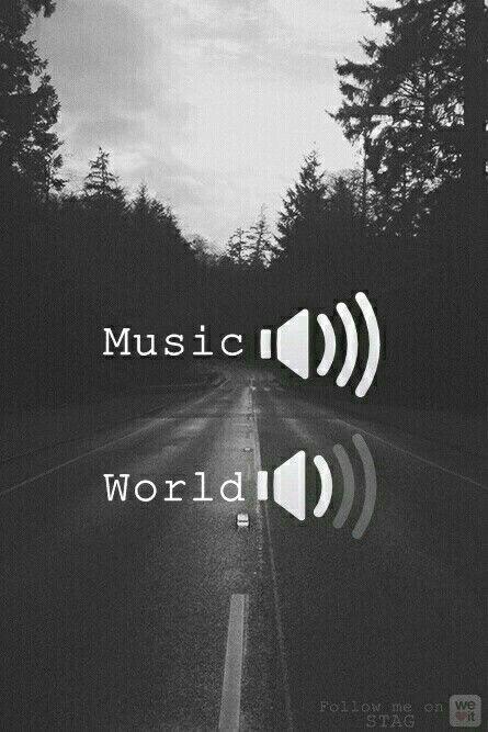 Music on world off