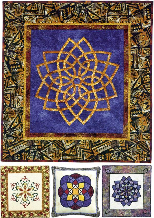 213 Best Images About An Irish Quilt On Pinterest Knots