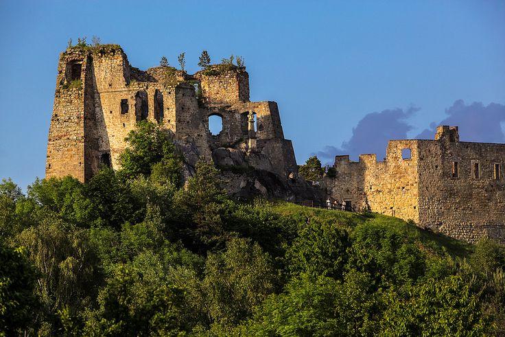 Zamek Kamieniec w Odrzykoniu / Kamieniec castle, Poland