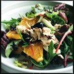 Salade+met+makreel,+venkel+en+sinaasappel