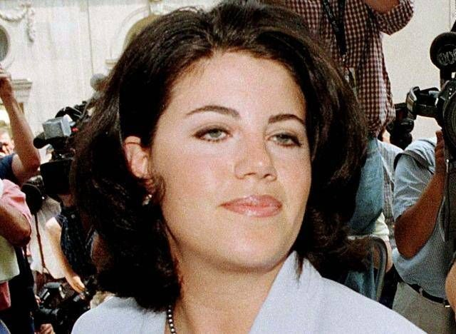 """Monica Lewinsky opens up on affair with Clinton - The Times of India...( I like Monica Lewinsky. Just young and didn't weigh the """"pros & cons""""."""