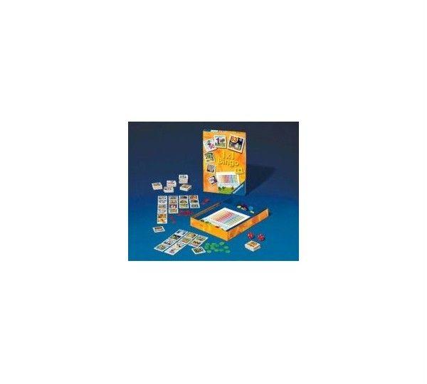 1x1 bingo Een leuk en handig spel om de tafel in te oefenen. Het doel van het spel is: je kiest een tafel en legt al de uitkomsten op een rij. Een leerling gooit met de dobbelsteen en vermenigvuldigt dat getal met de gekozen tafel. Dan mag hij een schijfje op de uitkomst plaatsen. Diegene die als eerste zijn 5 schijfjes kwijt is, wint. Er is ook een andere variant waarbij de leerlingen de andere bewerkingen +, - en : kunnen oefenen.