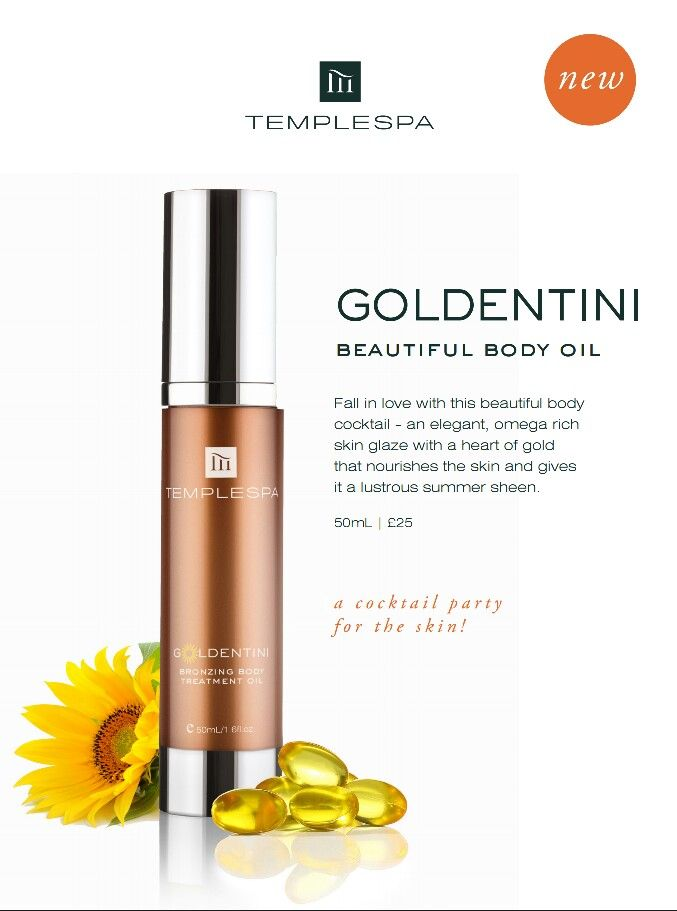 Gorgeous new product from Temple Spa, ❤ it!