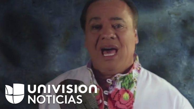 Se estrena el último video que grabó Juan Gabriel
