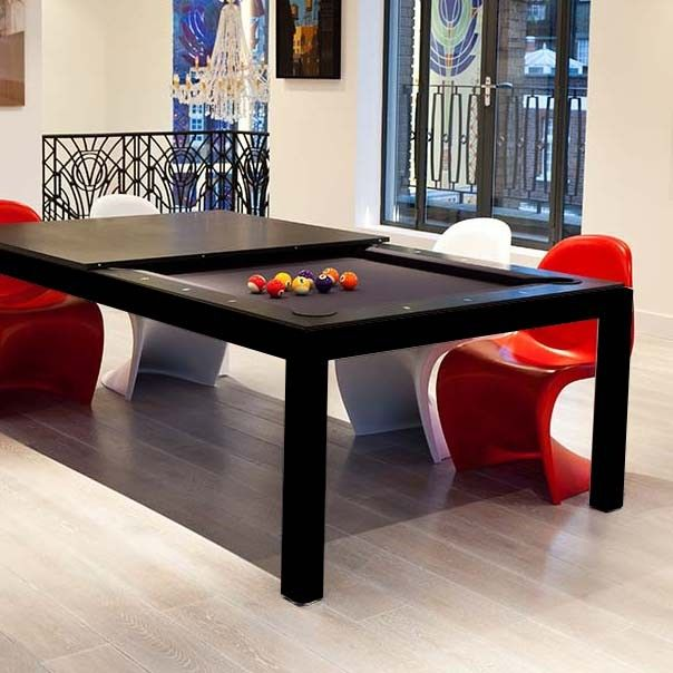 7ft Aramith Fusion Pool Diner in Veneered Wood  The Games Room Company