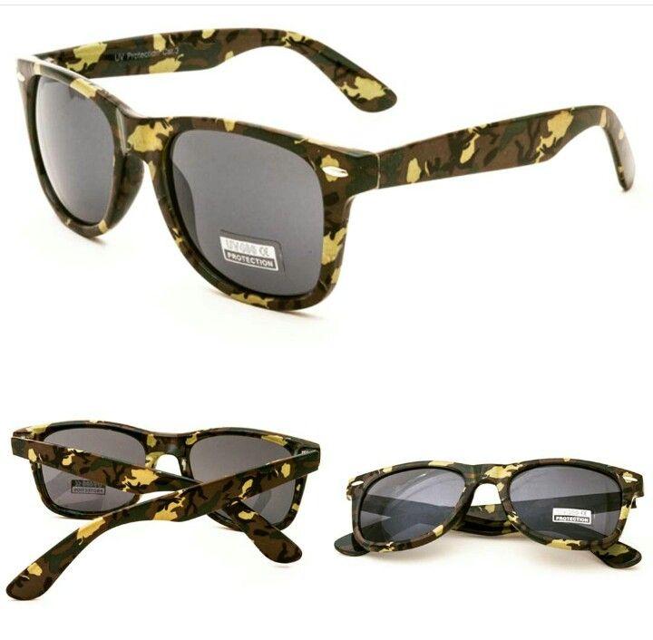 """Γυαλιά Ηλίου Desert Army""""   15.90€ http://e-chap.gr/collections/wayfarers/products/wayfarer-desert-army"""
