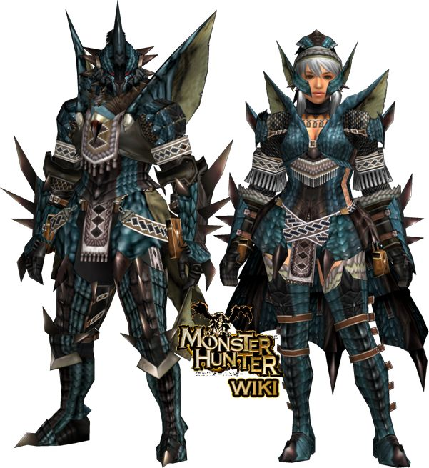 monster hunter 3 ultimate armor // I think this one might be a little too advanced for me but I don't know :3