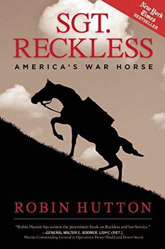 Sgt. Reckless: America's War Horse by Robin Hutton http://www.amazon.com/dp/1621572633/ref=cm_sw_r_pi_dp_CHTyub1H01NHX