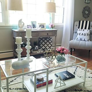 ikea vittsjo coffee table hack - Google Search