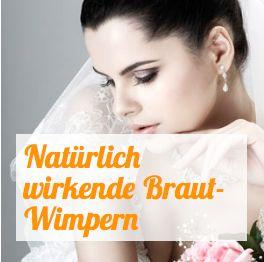 Beim Braut Make-Up sind besonders natürlich wirkende falsche Wimpern angesagt!  http://www.wimpernwuensche.de/braut-augen-makeup