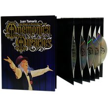 Mnemonica Miracles (5 DVD Box Set) by Juan Tamariz - DVD